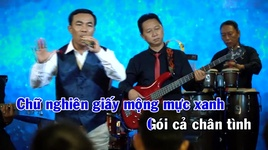 la thu do thi (karaoke) - che minh