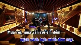 doan buon dem mua (karaoke) - che minh