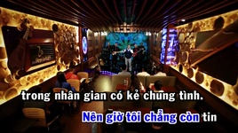 cho vua long em (karaoke) - che minh