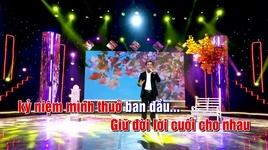 ngay con em ben toi (karaoke) - che minh