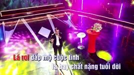 dap mo cuoc tinh (karaoke) - che minh