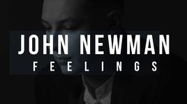 feelings (lyric video) - john newman