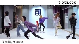7 o'clock / 七点整 (dance practice) - snh48