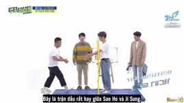 weekly idol (tap 396 - vietsub) - yoon ji sung