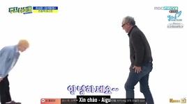 weekly idol (tap 397 - vietsub) - ha sung woon