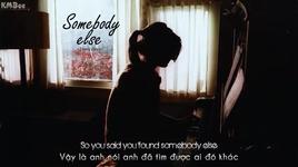 somebody else (the 1975 cover) (vietsub) - ebony day