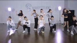anh nha o dau the (dance practice) - amee, b ray
