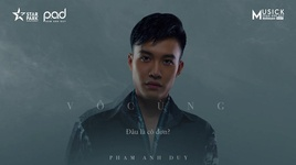 vo cung (vi anh thuong em) (lyric video) - pham anh duy