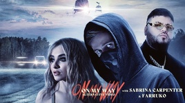on my way (alternate version) - alan walker, sabrina carpenter, farruko