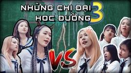 nhung chi dai hoc duong (phan 3) (nhac che) - hau hoang, nhung phuong