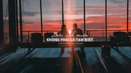 dieu anh muon khong phai la tam biet / 我要的不是再见 (vietsub, kara) - hau huyen (hou xian)