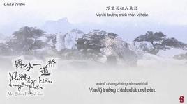 nhat dao kieu duyen phan / 缘分一道桥 (vietsub, kara) - mr. sam, so ca