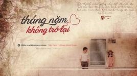 thang nam khong tro lai (acoustic cover tuoi hoc tro) - v.a