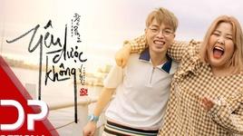 yeu duoc khong (karaoke) - duc phuc