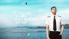 thuong em la dieu anh khong the ngo (karaoke) - noo phuoc thinh