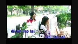 em co cho duoc khong (karaoke) - lam chan khang