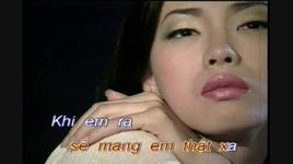 binh minh se mang em di (karaoke) - dam vinh hung
