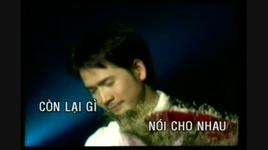 don phuong mot cuoc tinh (karaoke) - quach thanh danh