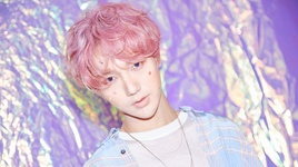 pink magic - ye sung (super junior)