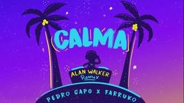 calma (alan walker remix) - pedro capo, farruko, alan walker
