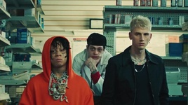 candy - machine gun kelly, trippie redd