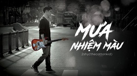 mua nhiem mau (lyric video) - 2shy