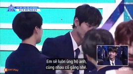 produce x 101 (tap 12 end - vietsub) - v.a