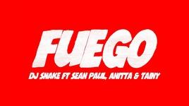 fuego (lyric video) - dj snake, sean paul, anitta, tainy