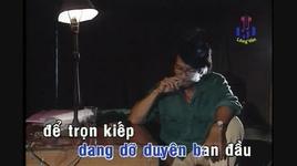 tinh ong buom (karaoke) - che linh