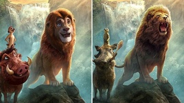trailer lion king duoi ban tay cua fan co tam - v.a