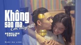 khong sao ma em day roi (english cover) - hoang ngan