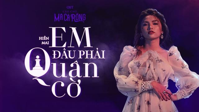 em dau phai quan co (cau chu ma ca rong ost) - hien mai (the voice)