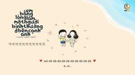 em bang long lam mot nguoi binh thuong o ben canh anh / 我愿意平凡的陪在你身旁 (vietsub) - vuong that that