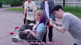stay beautiful (vietsub) - park ji min