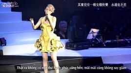 pho thiep mung / 囍帖街 (live)  (vietsub) - duong thua lam (rainie yang)