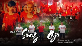 song gio viet nam (nhac che vong loai world cup 2022) - v.a