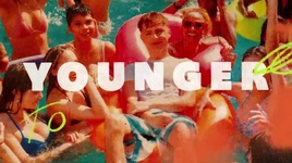 younger (lyric video) - jonas blue, hrvy
