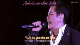 ngay ca lan cuoi hon anh, em cung mien cuong / 連最後一次吻我你都如此勉強 (concert bac kinh 2014) (vietsub, kara) - vuong kiet (dave wang)