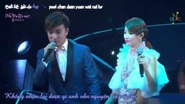 o hien gap lanh / 好心好報  (live) (vietsub, kara) - dang le han (stephy tang), phuong luc than (alex fong)