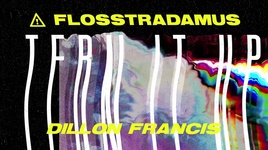 tern it up (animated cover video) - flosstradamus, dillon francis