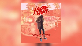 don't stop (cover art) - london future, jem cooke
