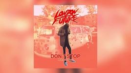 don't stop (cover art) - london future, jem cooke