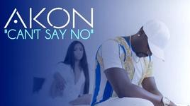 can't say no - akon