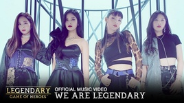 we are legendary - sonamoo