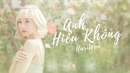 anh hieu khong - hari won
