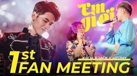 em gi oi (live - 1st fan meeting) - k-icm, jack (g5r), misthy