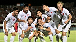viet nam 3-1 indonesia: chung ta thang roi, ong giao a (vong loai world cup 2022) - v.a