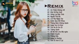 edm tik tok htrol remix - lien khuc nhac tre remix - v.a