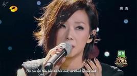 vo lai / 無賴 (live) (the singer 2017) (vietsub) - lam uc lien (sandy lam)