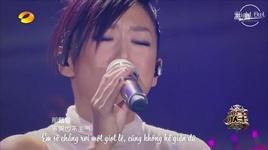 nho co anh / 多得他 (live) (the singer 2017) (vietsub) - lam uc lien (sandy lam)